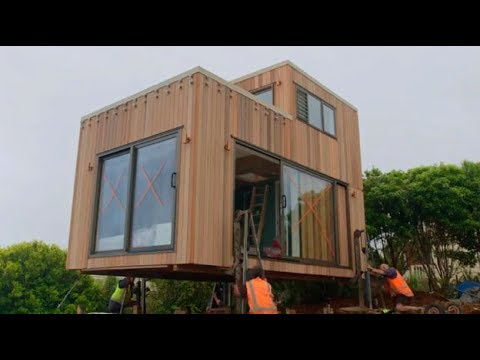 Download Ep 5: Moving Day | Mitre 10 Tiny House with George Clarke Images