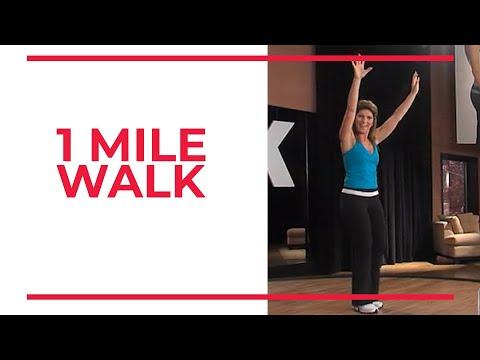 1 Mile Walk | Walk at Home