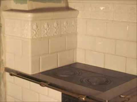 Dacer Budowa Kuchni Kaflowej Z Wężownicą Podkową Kuchnia Kaflowa Wood Burning Kitchen Stove