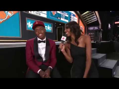 Collin Sexton   Number 8 Overall Pick 2018 NBA Draft
