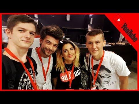 Come ho incontrato i scherzi di coppia    Milano YouTube SPACE  2017