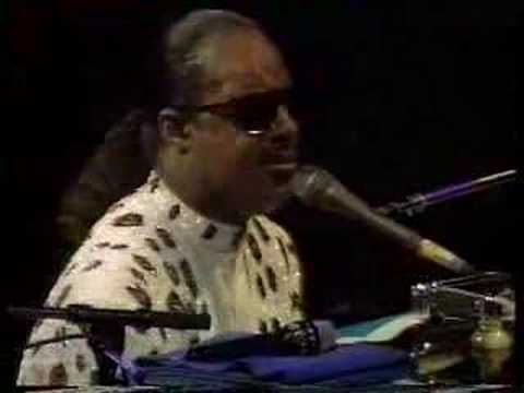 Stevie Wonder - That Girl - LIVE London Part 6