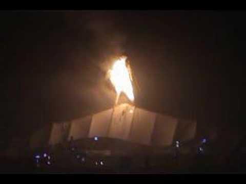 Burning Man 2007 - The Early Burn