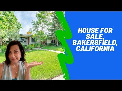House For Sale, Bakersfield California 93306