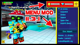 (UPDATE) Pixel Gun 3D - Mod Menu Hack/Mod Apk - Auto Kill, Max Level, Unlimited Money, Aimbot & More