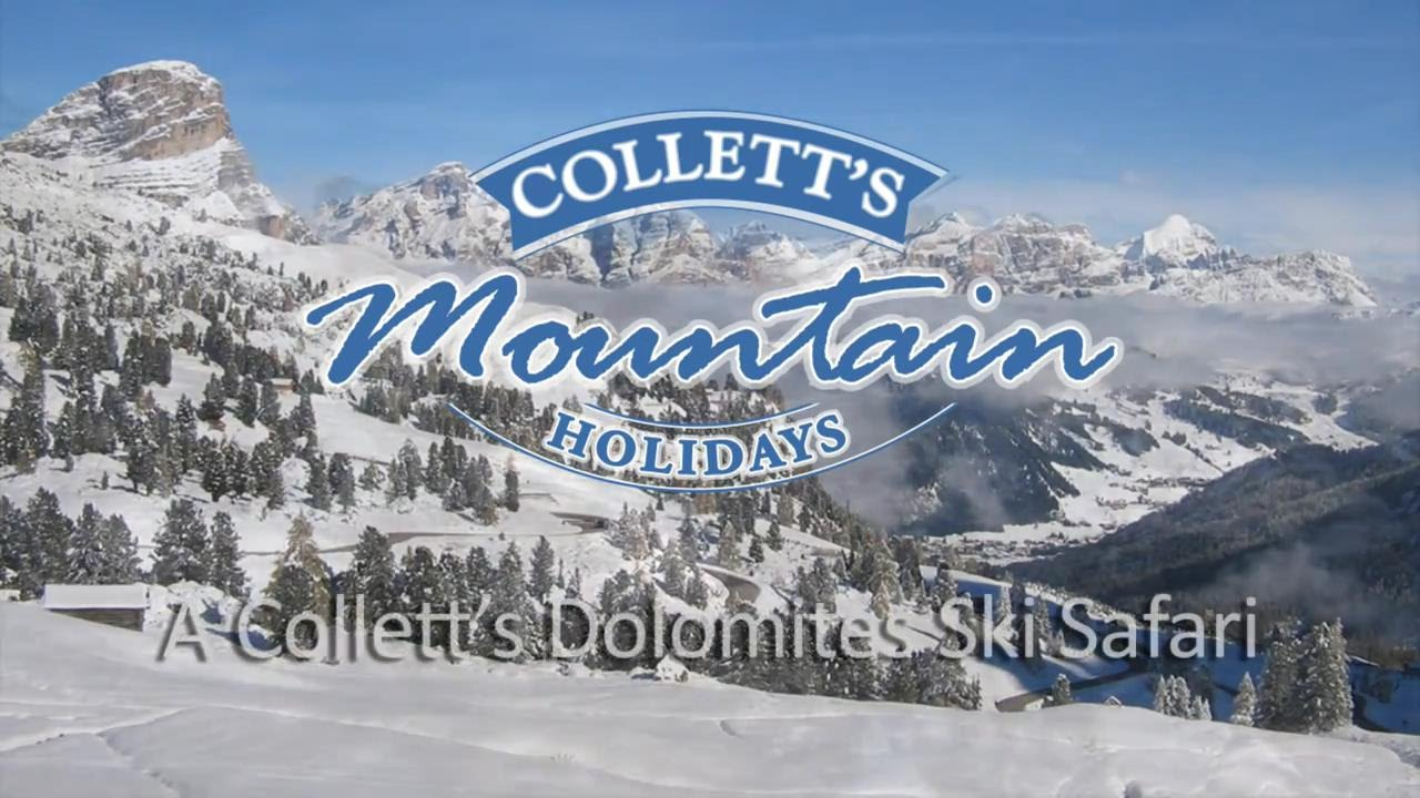 Ski Safaris in the Dolomites | Collett's Mountain Holidays