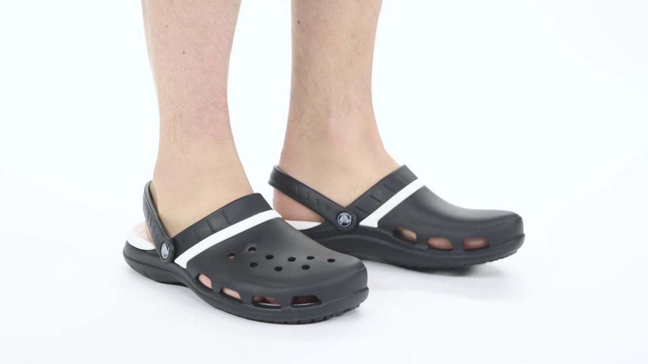 factory outlets exclusive shoes professional design Crocs Modi Sport Clog