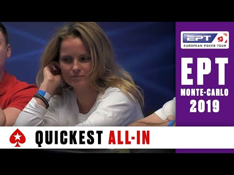 PokerStars & Monte-Carlo Casino EPT 2019 – Main Event – Episode 1