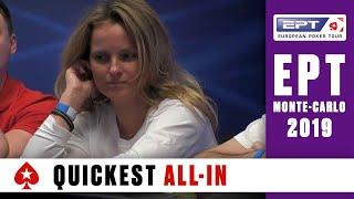 PokerStars & Monte-Carlo Casino EPT 2019 – Main Event – Episode 1
