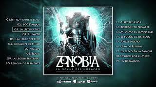 "ZENOBIA ""La Noche Del Huracán"" Live In Madrid (Álbum Completo)"