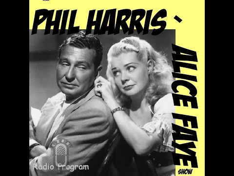 Phil Harris-Alice Faye Show - Phil Writes His Life Story