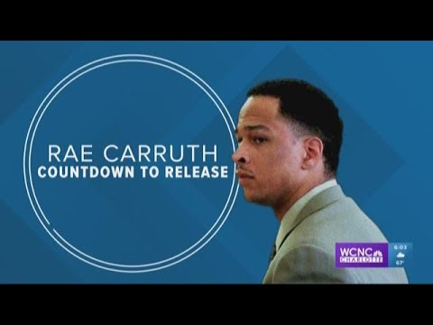 Glenn Cosby - Rae Carruth to be released from prison on Monday