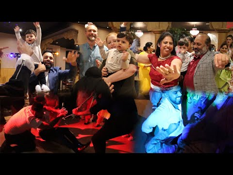 NOAH'S JAGGO EVENT?? WE DID THE NAGIN DANCE 🐍 *MUST WATCH* - The Modern Singhs