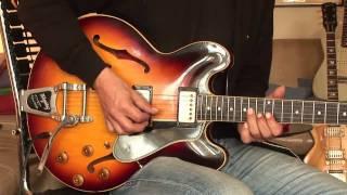 1959 Gibson ES-335 Part 3