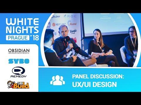 PANEL DISCUSSION: UX/UI Design