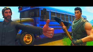John Wick Teaches The Noobs - FORTNITE SCHOOL