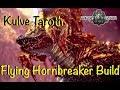 MH: World | The Flying Hornbreaker | Part Breaker Insect Glaive Build