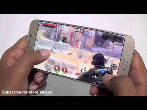 Samsung Galaxy A8 Gaming Review & Heating Test