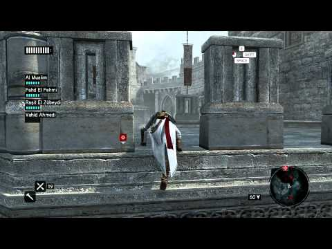Assassin's Creed Revelations Walkthrough - Episode 24: Saving Al Mualim