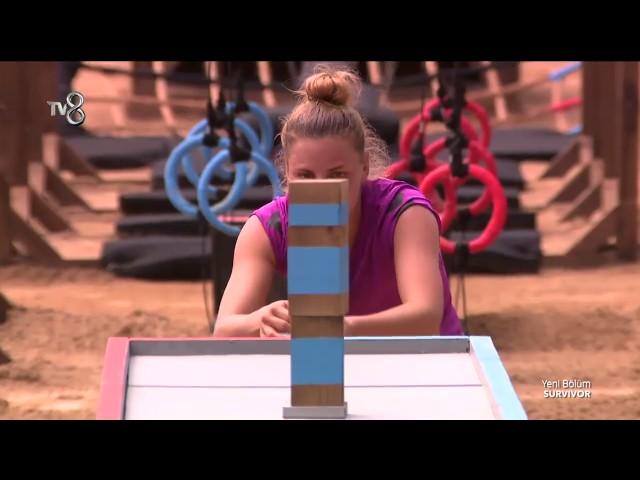 Sabriyenin büyük ?anss?zl???! l Bölüm 2 | Survivor 2017