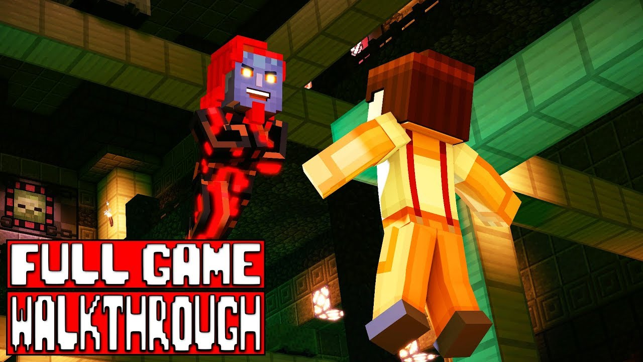 Minecraft Story Mode Season 2 Episode 3 Full Episode No