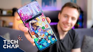 72 Hours with the Samsung Galaxy S20 Ultra! | The Tech Chap