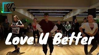 Victoria Monet - Love U Better | Brian Friedman Dance Choreography