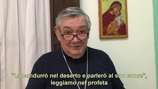 Lettera Avvento Natale 2020 vescovo Gianfranco De Luca Diocesi Termoli Larino