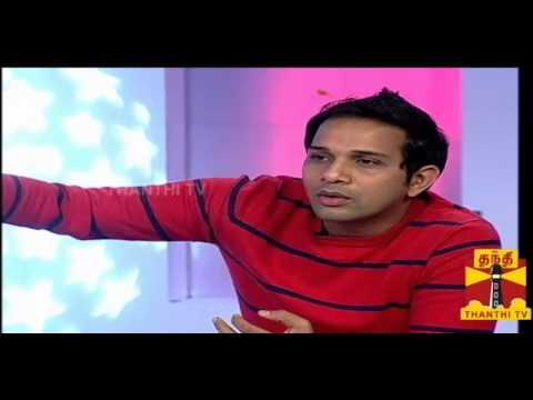 NATPUDAN APSARA - Singer Karthik & Shweta Mohan Seg-1 Thanthi TV 23.11