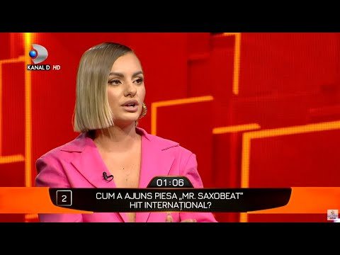 40 de intrebari cu Denise Rifai (31.03.2021) - Alexandra Stan | Editie COMPLETA - YouTube