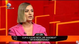 40 de intrebari cu Denise Rifai (31.03.2021) - Alexandra Stan | Editie COMPLETA