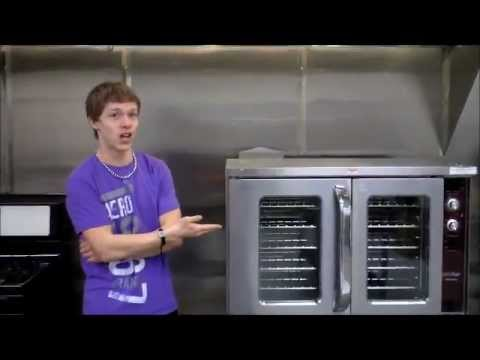 Convection Ovens!