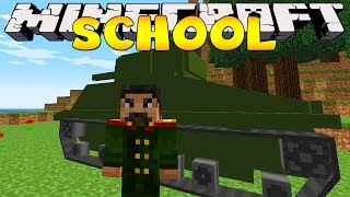 Minecraft School : ARMY BASE FIELD TRIP!