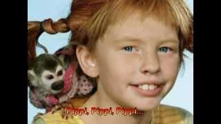 Pippi Calzelunghe - Sigla Con L'armonica