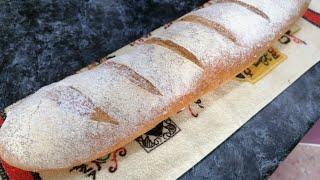 Рецепт хлеба батона