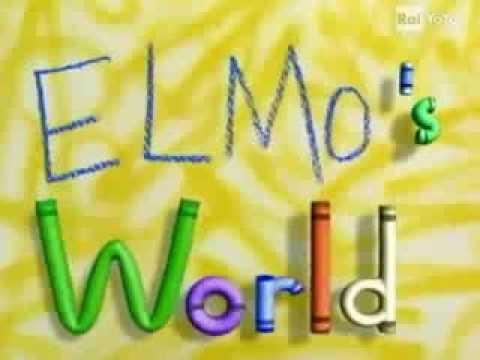 Sigla Elmo\'s Worls, il mondo di Elmo è qui..... - YouTube