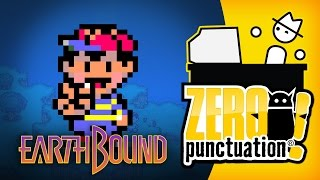 EarthBound - Not Your Typical JRPG (Zero Punctuation)
