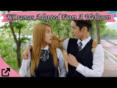 Top Korean Dramas  Adapted From A Webtoon 2018