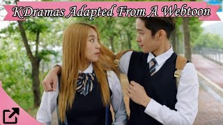 Video Top Korean Dramas  Adapted From A Webtoon 2018 download MP3, 3GP, MP4, WEBM, AVI, FLV Agustus 2018