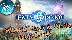 Fata Deum - What if Black & White returned?  Kickstarter, god game