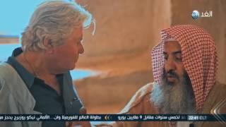 بالفيديو.. حسين فهمي يقوم بجولة في موقع ''أهل الكهف''