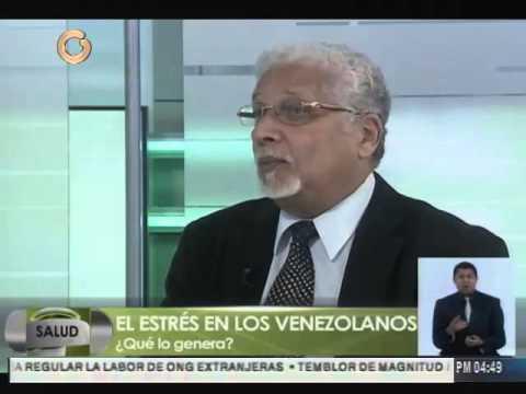 Lespinasse: En Venezuela los ciudadanos viven en estrés crónico