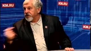 """Эфир """"Новое время"""" Владимир Жданов (16.10.13)"""