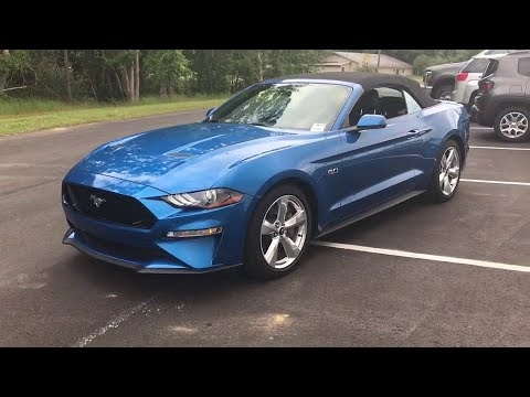 2019 Ford Mustang Savannah, Richmond Hill, Pooler, Hilton Head, Bluffton, GA MU9103