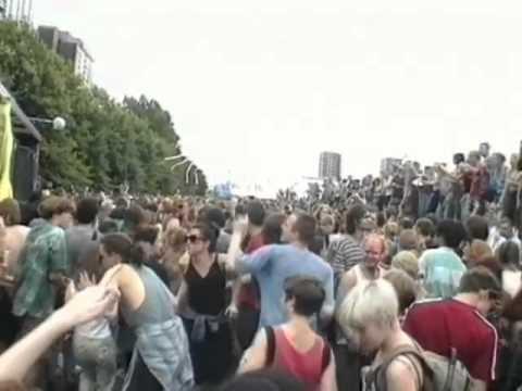 Reclaim the Streets UK (1996-1999)