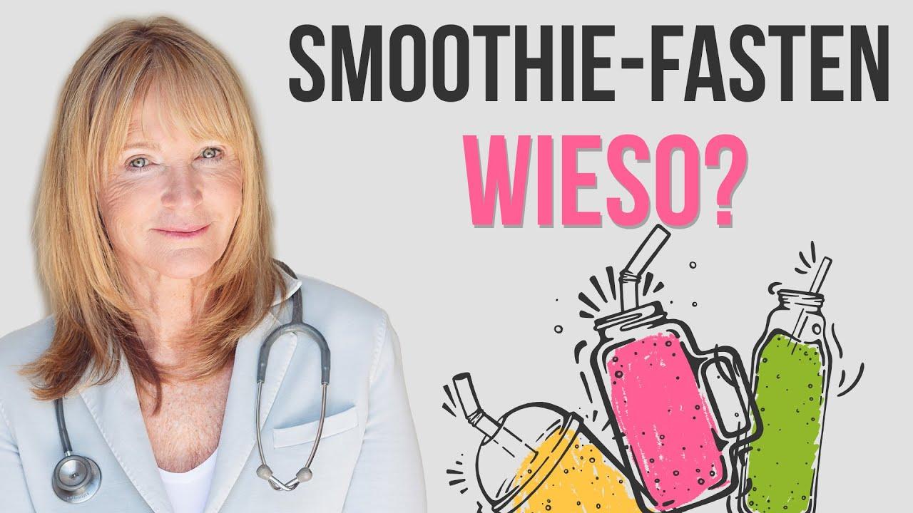 Smoothie-Fasten Challenge – DARUM ist Fasten so wichtig!