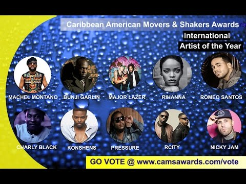 Caribbean American Mover & Shakers Artist of the Year