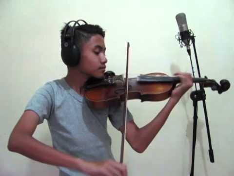 Medley Minangkabau - Fakhri Violin