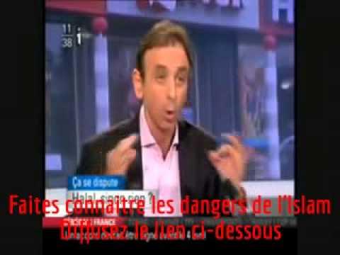 """Stop a l""""Islam en France - Non au Halal - Rejoignons le Front National"""