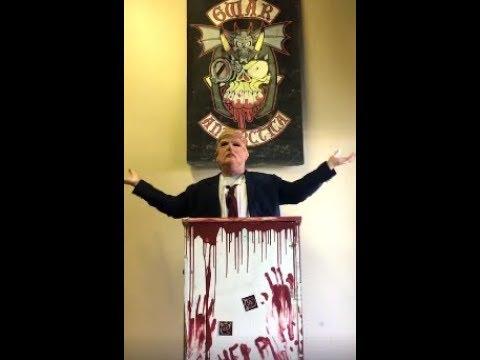 "Gwar release El Presidente off ""The Blood Of Gods"" + Beefcake"